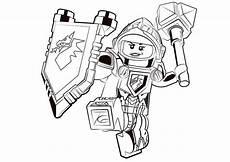 nexo knights 18 ausmalbilder kostenlos