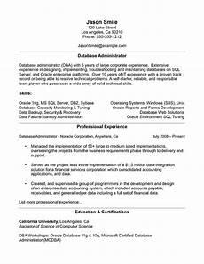 Letter Head For Resume Database Administrator Resume Nice Sample Good Balance On