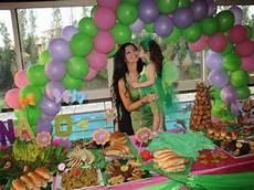 Tinkerbell Themed Birthday Party Ideas Tinkerbell Birthday Party By Vida Youtube
