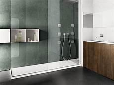 bagni in corian built in corian 174 shower tray slim by makro design makro