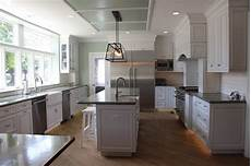 Kitchen Light Grey Cabinets Grey Kitchen Cabinets Is The Futuristic Color For Your