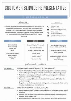 Resume Writing Services Free Customer Service Representative Resume Examples Resume