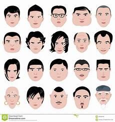afslankend arts 201 quipez vieux mince rond de coiffure de forme de visage