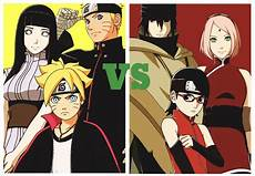 Boruto Family Chart In An All Out Brawl Which Family Comes Out On Top Uzumaki