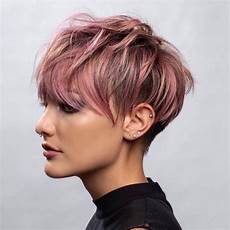 kurzhaarfrisuren blond dickes haar stylish hairstyles for thick hair