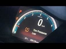 Reset Tire Pressure Light Honda Civic How To Reset The Tire Pressure Low Light On 2016 Honda