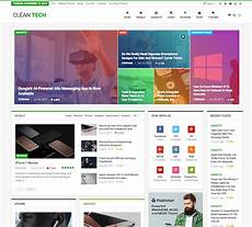 Publisher Themes 15 Best Wordpress Themes For Technology Blogs 2019