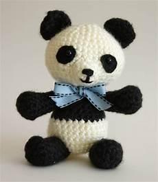 panda amigurumi crochet pattern free angie s