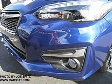 2018 Impreza Sport Fog Lights 2017 Subaru Impreza 5 Door Hatchback Exterior Photos Page