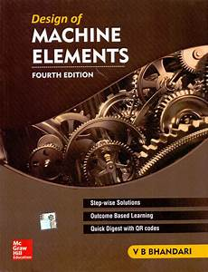 Design Of Machine Elements Powerpoint Me6503 Design Of Machine Elements Books Lecture Notes
