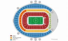 Broncos Seating Chart View Broncos Stadium At Mile High Denver Tickets Schedule