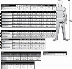Helly Hansen Sizing Chart Us Workwear Size Guide From Performance Work Clothing