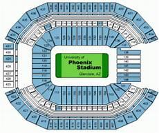 Seating Chart Az Cardinals Stadium Arizona Cardinals Tickets Preferred Seats Com