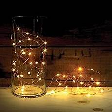 Outdoor Battery Fairy Lights Amazon Amazon Com 2 Sets Of Attav Led String Lights With Timer