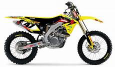 Design Your Own Pit Bike Graphics 2017 Wilsons Factory Suzuki Team Replica Kit Rival Ink