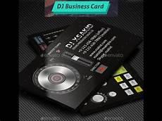 Dj Business Cards Dj Business Card Photoshop Youtube