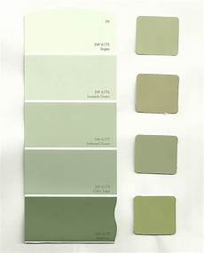 Sage Green Color Chart Fifty Shades Of Green And Stone Help Sherwin Williams