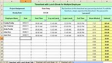 Time Card Calculator Bi Weekly With Lunch 44 Bi Weekly Timecard With Lunch Ufreeonline Template