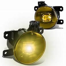 Amber Driving Lights 06 14 Suzuki Grand Vitara Pair Of Bumper Round Driving Led