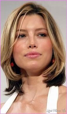 frisuren ovales gesicht locken oval shape haircuts latestfashiontips