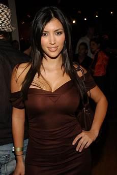 kim kardashian west s beauty looks over the year