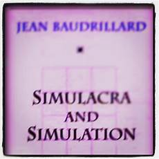 Simulacra And Simulation Natural Vs Artificial Chemoton 167 Vitorino Ramos