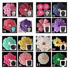 Blumen Malvorlagen Xl Erstellen Sie Ihre Eigenen Blumen Aus Papier Mit Cbm