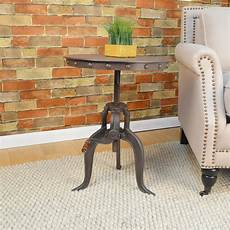 carolina chair and table eshan industrial grey cast iron