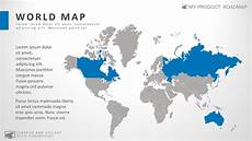World Map Powerpoint Template World Editable Powerpoint Map Infographic Presentation