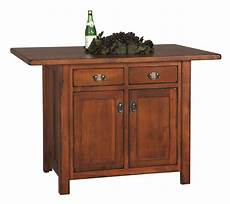 design your own kitchen island design your own custom amish made kitchen island mission