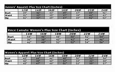 Women S Junior Fit Size Chart Before You Shop Junior Plus Size Vs Woman S Plus Size