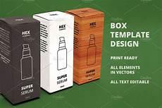Box Template Design Box Template Design Templates Creative Market