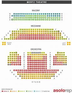 Asolo Seating Chart Seating Maps Asolo Repertory Theatre