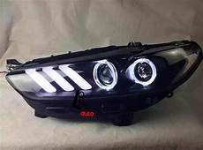 2015 Ford Fusion Light Assembly Car Styling Bi Xenon Projector Mustang Style Headlights