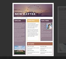 Templates For Newsletters In Word 15 Free Microsoft Word Newsletter Templates For Teachers