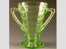 Depression Glass On Parade