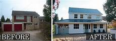 house transformations inc before and after photos on