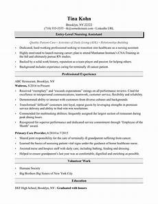 Nurses Aide Resumes Nursing Assistant Resume Sample Monster Com