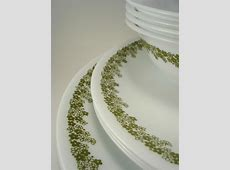 Corelle Dinnerware .this was my first set of dishes