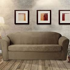 Surefit Sofa Slipcovers Leather 3d Image by Surefit Sure Fit Stretch Leather Sofa Slipcover Walmart
