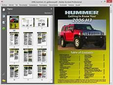 Hummer H3 2005 2010 2007 Service Manual Wiring