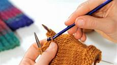 how to fix a dropped stitch knitting