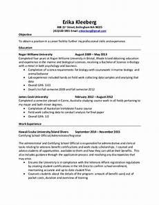 Resume Complete Complete Resume 2016