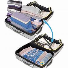 clothes vacuum storage bags travel storage bag space saving bags rolling type