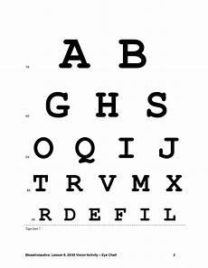 Eye Sight Chart Eye Chart