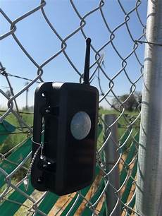 isc infinity 2020 hydra security fence perimeter intrusion detection systems
