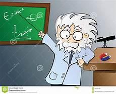 Physics Classes Physics Teacher In Class Stock Illustration Illustration