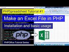 Phpexcel Chart Documentation Spreadsheet Php Doc Welcome To Phpspreadsheet S