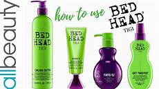 how to use new tigi bed curls waves