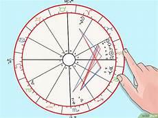 How To Read A Birth Chart Come Leggere Una Carta Astrale 10 Passaggi
